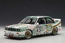 AUTOART BMW M3 DTM 1991 TIC TAC BERG #43 1:18 *Back in Stock*Nice Car!