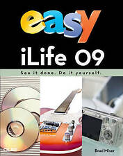 UK Easy iLife '09 by Miser, Brad ( Author ) ON May-05-2009, Paperback Miser, Bra
