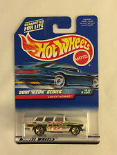 CHEVY NOMAD Surf 'n Fun - 1998 Hot Wheels Die Cast Car - Mint on Card