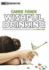WISHFUL DRINKING (2010 Carrie Fisher) - Region Free DVD - Sealed