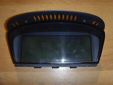 BMW E60/E61/E63/E64 PROFESSIONAL NAVIGATION CID SCREEN  65826971415