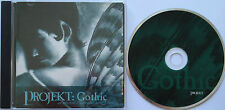 PROJEKT :  Gothic  ´´´   V/A CD Sampler  ´´´    CD ´´´  DARKWAVE COMPILATION