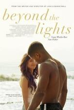 BEYOND THE LIGHT - 11x17 Original Promo Movie Poster MINT 2014 Gugu Mbatha-Raw