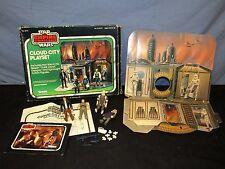 Vintage Star Wars 1980 ESB Cloud City Play Set Complete in Original Box V215