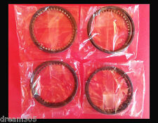 Honda CB750 Piston Ring Set x4 Standard 1977 1978 13011-392-004 DOHC 750