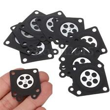 10 PCS CHAINSAW CARBURETOR DIAPHRAGM GASKET KIT FOR WALBRO 95-526 CHAINSAWS