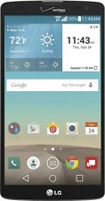 "Verizon - LG G Vista VS880 4G LTE with 8GB Memory Cell Phone - Black 5.7"" Screen"
