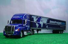 TONKIN INNOFREIGHT USA FREIGHTLINER CASCADIA WITH COMBO GREAT DANE TRL. 1/53