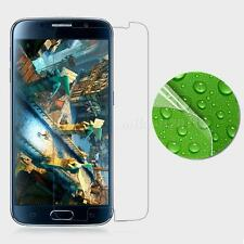 Back+ Front Tempered Glass Screen Protector Film For Samsung Galaxy S6 G920 MKLG