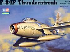 HobbyBoss F-84F Thunderstread 2 Versionen USAF US Airforce Modell-Bausatz - 1:48