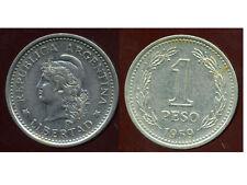 ARGENTINE 1 peso 1959