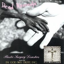 DEAD KENNEDYS-Plastic Surgery Disasters/In G CD NEW