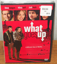 What Goes Up (DVD, 2009) Steve Cooga, Hilary Duff - Widescreen - BRAND NEW!