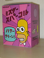 Kidrobot x The Simpsons Mr. Sparkle Kaiju (Homer) SDCC 2016Limited Edition