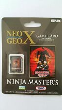 IT-NINJA MASTER NEO GEO X NEW