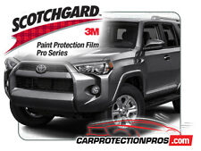 2016 Toyota 4Runner 3M Scotchgard PRO Series Paint Protection Film Standard Kit