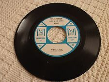LENNY & THE CHIMES ONLY FOREVER/TWO TIMES TWO VEE JAY 605 PROMO