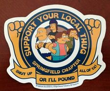THE SIMPSONS STICKER-58