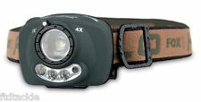 FOX CARP & SPECIALIST FISHING - FOX HALO HT100 FOCUS HEADLIGHT