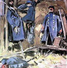 ARMEN Mathurin Méheut Sérusier Marek Océanopolis Soldats Bretons 14-18 Écluses *
