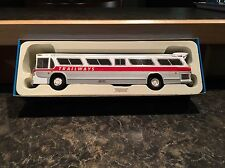 Rare Corgi 54303 US GM 5302 Trailways Fishbowl Bus MIB