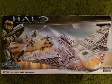 MEGA BLOKS HALO COLLECTORS SERIES 96835 UNSC SHORTSWORD NEW IN BOX