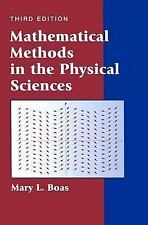 Mathematical Methods In The Physical Sciences 3Rd Ed Int'L Edition