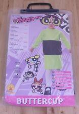 2000 Cartoon Network Powerpuff Girls Toddler Buttercup Child Halloween Costume