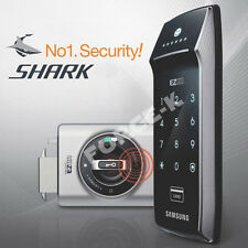 SAMSUNG SHS-2320 Shark Digital Doorlock Keyless Lock Entry Password+RF Card 2Way
