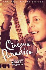 Cinema Paradiso (DVD, 2 DISC) RARE OOP