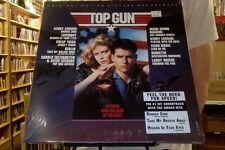 Top Gun OST LP sealed vinyl soundtrack RE reissue