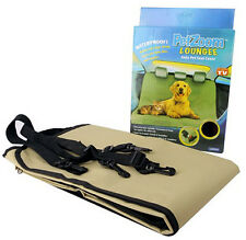 Pet Zoom Loungee Auto Pet Seat Cover