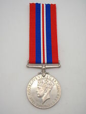 Genuine WW2 War Medal 1939-45 - Full Size