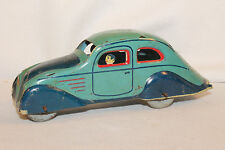 Paya, 1930's Streamline Coupe, Original Lot #2