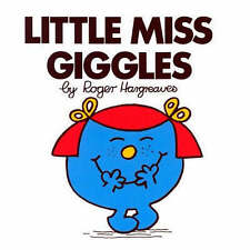 NEW (7)  LITTLE MISS GIGGLES Mr Men Books by Roger Hargreaves.