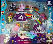 Tokidoki Neon Star Unicorno Deluxe Collectible Set series 1