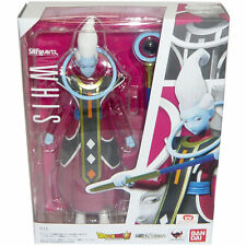 Bandai S.H. SH Figuarts Dragon Ball Z Kai Super WHIS Action Figure US Seller USA