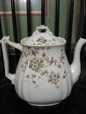 CELIA WEDGWOOD & CO England Dogwood Cherry Blossom Coffee Tea Pot