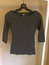 H&M Women's Knit Top Size Extra Small C52