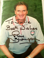 6x4 Hand Signed Photo of Sky Sports Pundit Phil Thompson - Liverpool FC