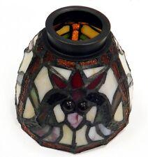 Vetro di ricambio stile Tiffany paralume campana per lampada lampadari applique2