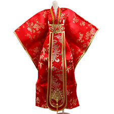 [wamami] 699# Chinese Classical Red Wedding Dress/Outfit 1/4 MSD AOD BJD Dollfie