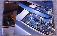 Chevrolet GM OEM 08 2008 Chevy Equinox Sales Brochure Catalog - 22 Pages