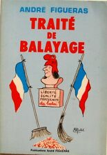 Traité de Balayage - André Figueras - 1985 - Auto édition -