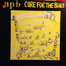 APB • Cure For The Blues • Vinile LP • 1986 RED RIVER