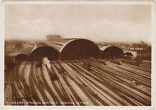 MILANO - STAZIONE CENTRALE - IMBOCCO TETTOIE 1941