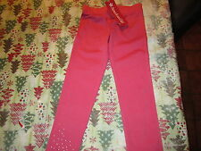 American Girl of the Year Isabelle Funky Leggings FOR Girls  LARGE 14-16 NWT'S