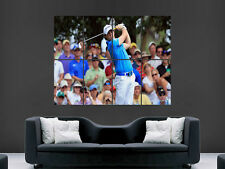 RORY MCILROY GOLF SPORT ART POSTER WALL  PICTURE IMAGE