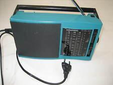 Grundig Prima Boy Transistor Radio  .  Analog Anzeige . Grün