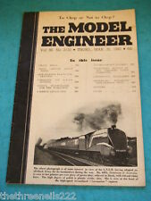 THE MODEL ENGINEER - TO CHOP OR NOT - MARCH 26 1942 VOL 86 #2133